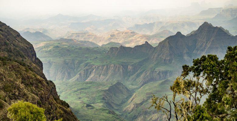 Simien Nationalpark Äthiopien